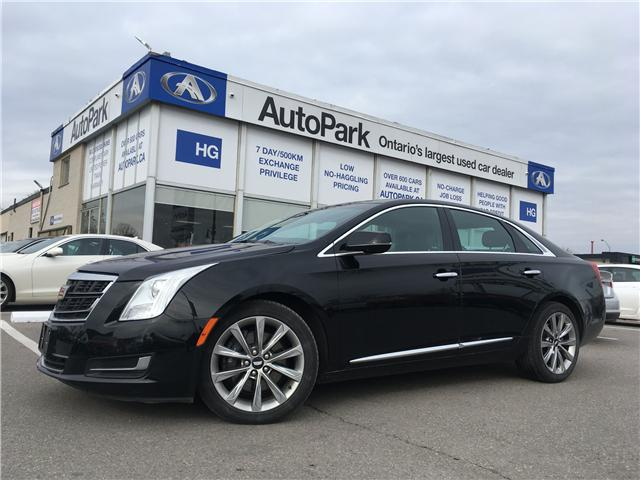 2017 Cadillac XTS Base (Stk: 17-73869) in Brampton - Image 1 of 26