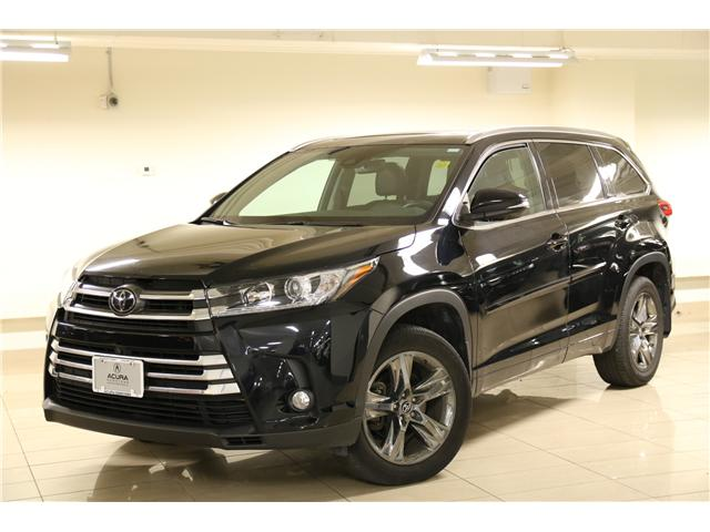 2017 Toyota Highlander Limited (Stk: AP3099) in Toronto - Image 1 of 36