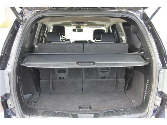 2011 Dodge Durango Crew Plus (Stk: 1810529) in Waterloo - Image 27 of 30