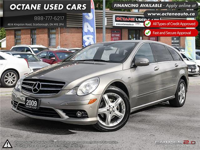 2009 Mercedes-Benz R-Class Base (Stk: ) in Scarborough - Image 1 of 24