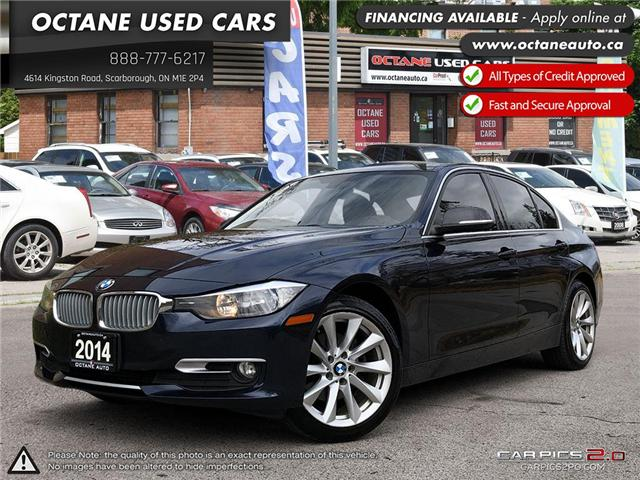 2014 BMW 320i xDrive (Stk: ) in Scarborough - Image 1 of 25
