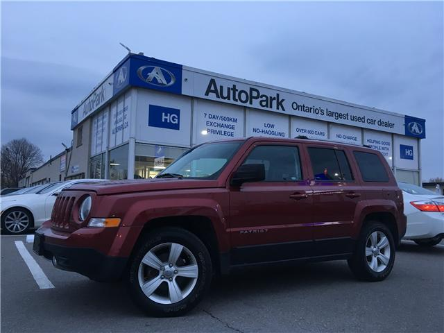 2016 Jeep Patriot Sport/North (Stk: 16-02138) in Brampton - Image 1 of 21