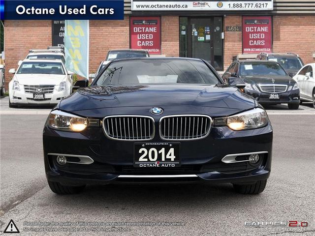 2014 BMW 320i xDrive (Stk: ) in Scarborough - Image 2 of 25