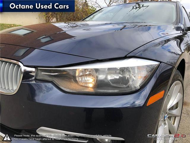 2014 BMW 320i xDrive (Stk: ) in Scarborough - Image 8 of 25