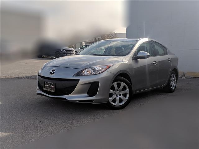2013 Mazda Mazda3 GX (Stk: 47876) in Toronto - Image 1 of 15