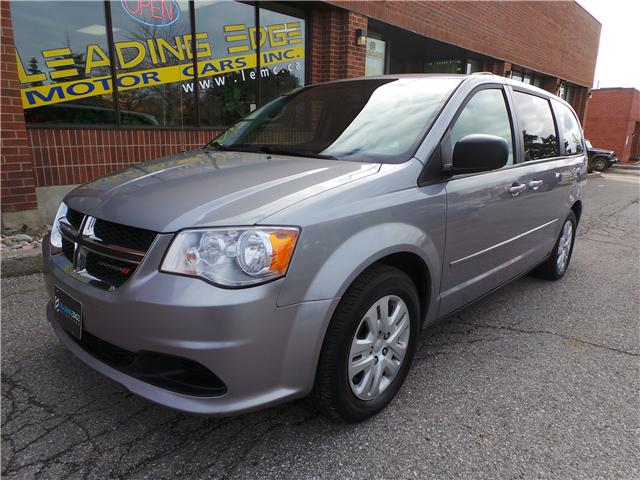 2015 Dodge Grand Caravan SE/SXT (Stk: 11517) in Woodbridge - Image 1 of 18