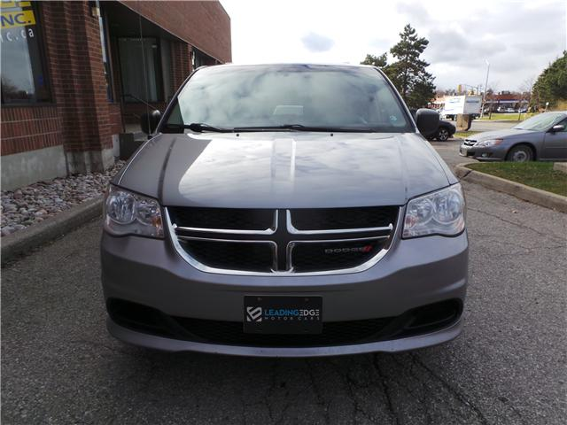 2015 Dodge Grand Caravan SE/SXT (Stk: 11517) in Woodbridge - Image 2 of 18