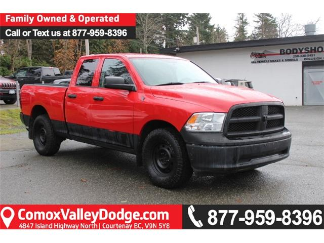 2012 RAM 1500 ST (Stk: L870871A) in Courtenay - Image 1 of 11