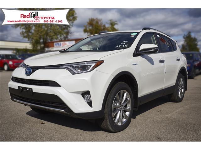 2018 Toyota RAV4 Hybrid Limited (Stk: 181204) in Hamilton - Image 1 of 14