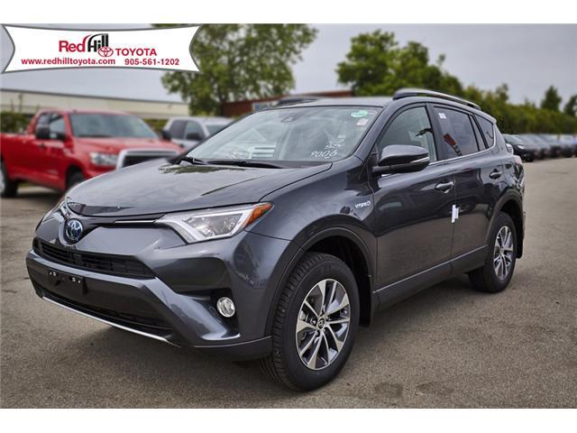 2018 Toyota RAV4 Hybrid LE+ (Stk: 181203) in Hamilton - Image 1 of 16