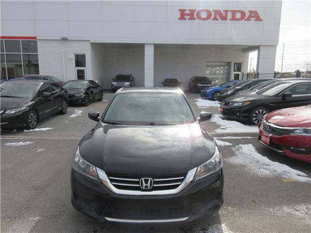 2014 Honda Accord LX (Stk: SS3255) in Ottawa - Image 2 of 9