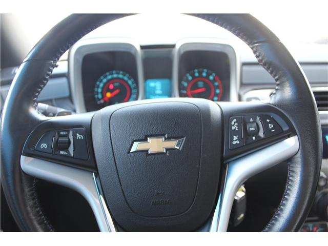 2012 Chevrolet Camaro 2SS (Stk: 125156) in Brooks - Image 12 of 16