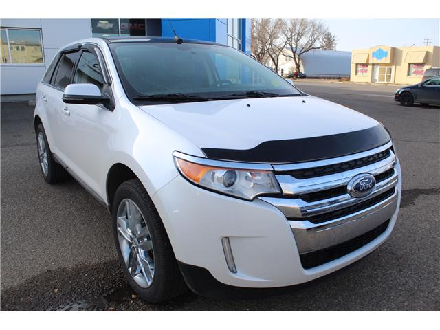 2012 Ford Edge Limited (Stk: 200164) in Brooks - Image 1 of 22