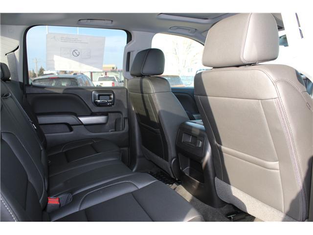 2018 Chevrolet Silverado 1500 2LZ (Stk: 200051) in Brooks - Image 5 of 18