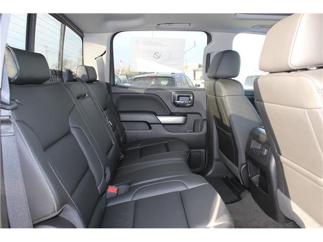 2018 Chevrolet Silverado 1500 2LZ (Stk: 200051) in Brooks - Image 6 of 18