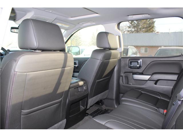 2018 Chevrolet Silverado 1500 2LZ (Stk: 200051) in Brooks - Image 9 of 18