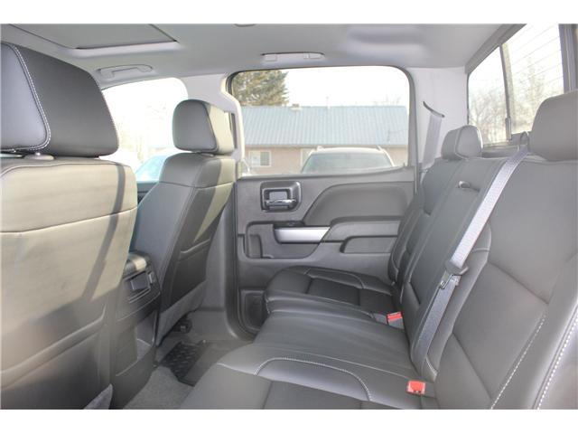 2018 Chevrolet Silverado 1500 2LZ (Stk: 200051) in Brooks - Image 10 of 18