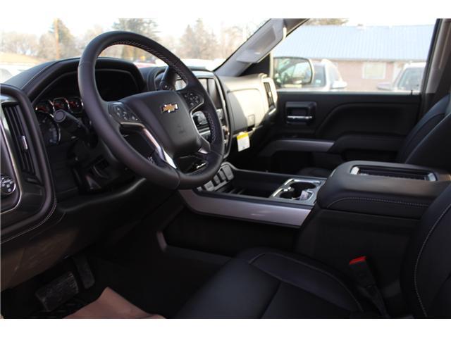 2018 Chevrolet Silverado 1500 2LZ (Stk: 200051) in Brooks - Image 11 of 18