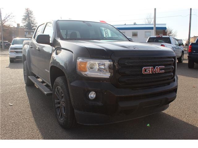 2018 GMC Canyon SLE (Stk: 200103) in Brooks - Image 1 of 14