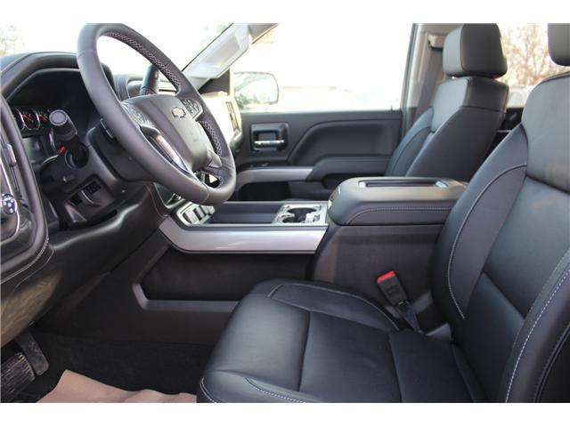 2018 Chevrolet Silverado 1500 2LZ (Stk: 200051) in Brooks - Image 12 of 18