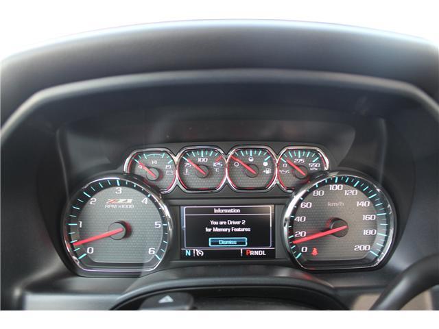 2018 Chevrolet Silverado 1500 2LZ (Stk: 200051) in Brooks - Image 14 of 18