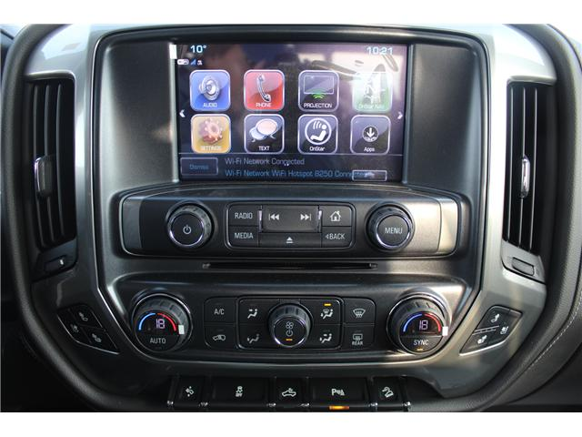 2018 Chevrolet Silverado 1500 2LZ (Stk: 200051) in Brooks - Image 15 of 18