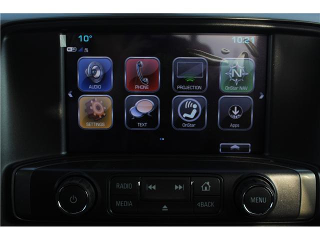 2018 Chevrolet Silverado 1500 2LZ (Stk: 200051) in Brooks - Image 16 of 18