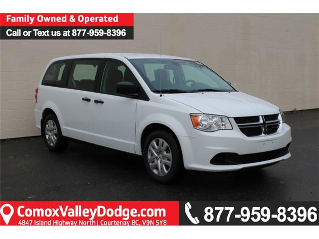 2019 Dodge Grand Caravan CVP/SXT (Stk: R504432) in Courtenay - Image 1 of 29