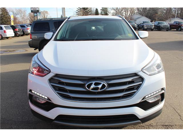 2018 Hyundai Santa Fe Sport 2.4 SE (Stk: 199338) in Brooks - Image 2 of 18