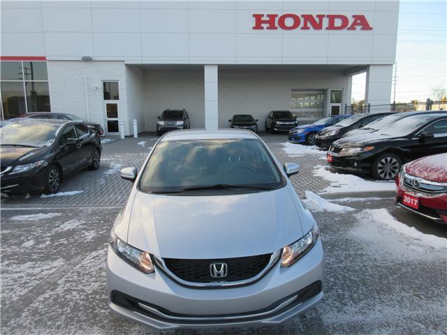 2014 Honda Civic LX (Stk: SS3244) in Ottawa - Image 2 of 9