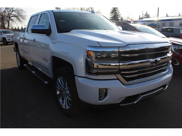 2018 Chevrolet Silverado 1500 High Country (Stk: 199398) in Brooks - Image 1 of 7