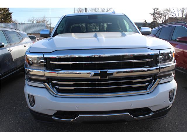 2018 Chevrolet Silverado 1500 High Country (Stk: 199398) in Brooks - Image 2 of 7