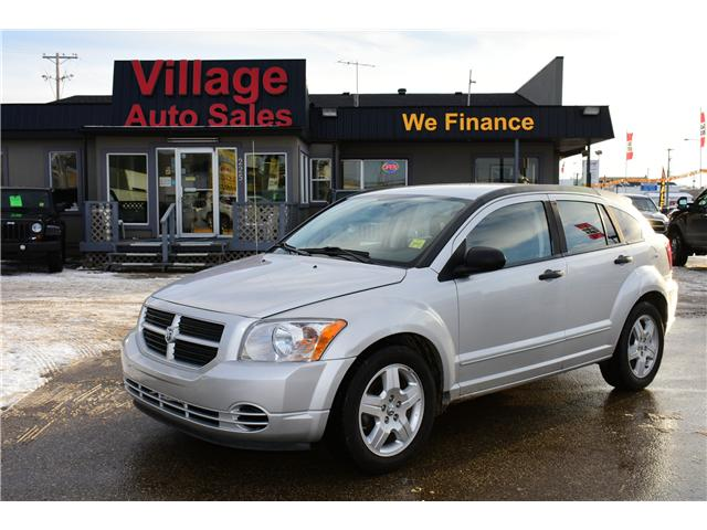 2008 Dodge Caliber SXT (Stk: P35565) in Saskatoon - Image 1 of 29