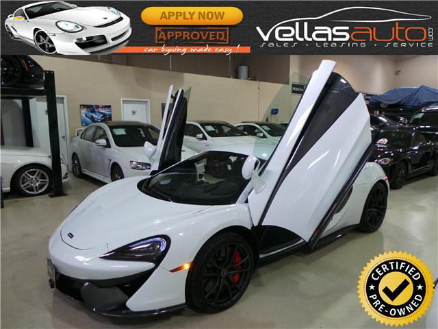 2017 McLaren 570S  (Stk: TI2084) in Vaughan - Image 1 of 26