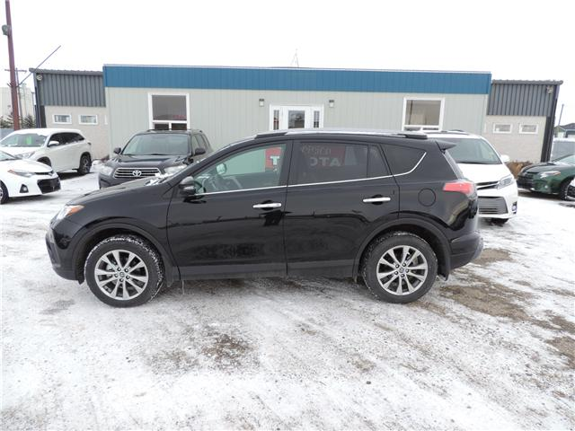 2017 Toyota RAV4 Limited (Stk: 173591) in Brandon - Image 1 of 26