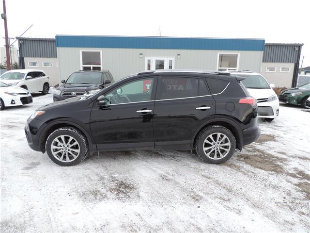 2017 Toyota RAV4 Limited (Stk: 173591) in Brandon - Image 1 of 26