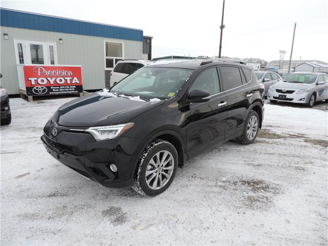 2017 Toyota RAV4 Limited (Stk: 173591) in Brandon - Image 2 of 26