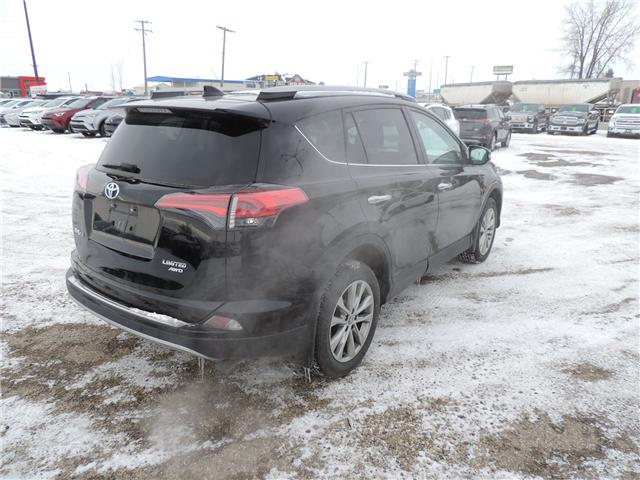 2017 Toyota RAV4 Limited (Stk: 173591) in Brandon - Image 6 of 26
