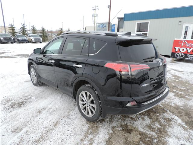2017 Toyota RAV4 Limited (Stk: 173591) in Brandon - Image 8 of 26