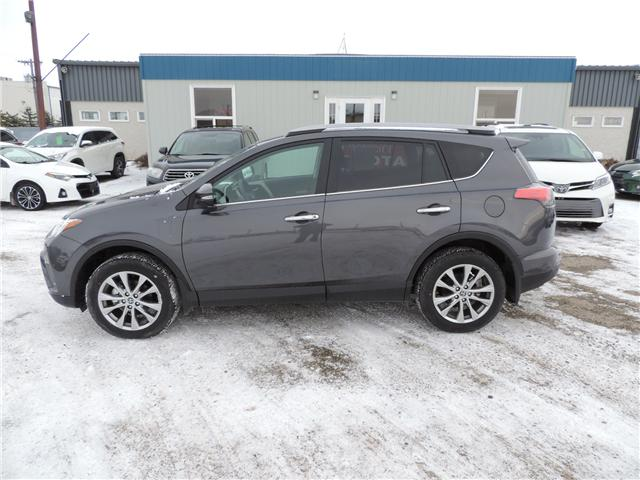 2017 Toyota RAV4 Limited (Stk: 173942) in Brandon - Image 1 of 26