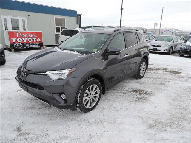 2017 Toyota RAV4 Limited (Stk: 173942) in Brandon - Image 2 of 26