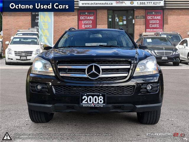 2008 Mercedes-Benz GL-Class Base (Stk: ) in Scarborough - Image 2 of 21