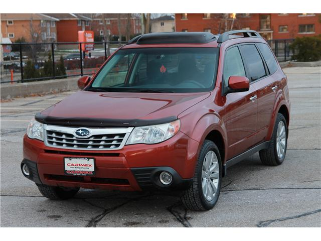 2011 Subaru Forester 2.5 X Touring Package (Stk: 1811535) in Waterloo - Image 1 of 28