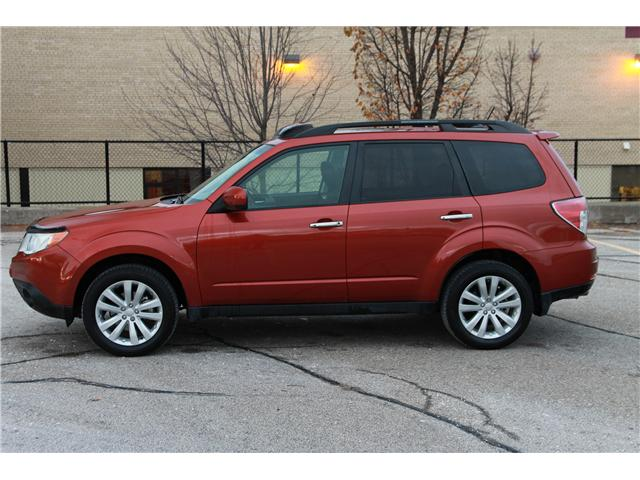 2011 Subaru Forester 2.5 X Touring Package (Stk: 1811535) in Waterloo - Image 2 of 28