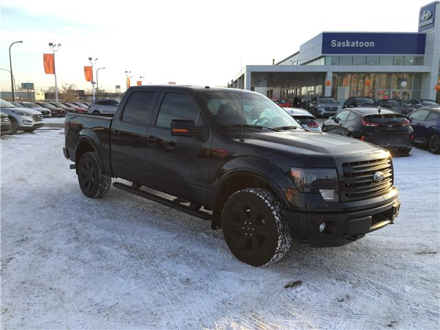 2014 Ford F-150 FX4 (Stk: B7109) in Saskatoon - Image 1 of 23