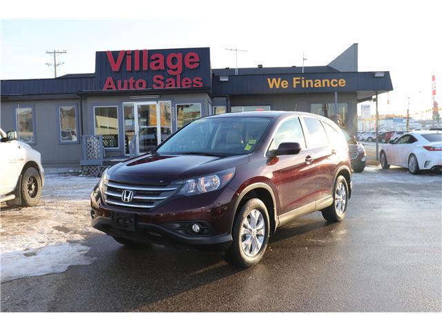 2013 Honda CR-V EX-L (Stk: P35795) in Saskatoon - Image 1 of 30