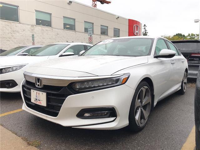 2018 Honda Accord Touring (Stk: 1800146) in Toronto - Image 1 of 3