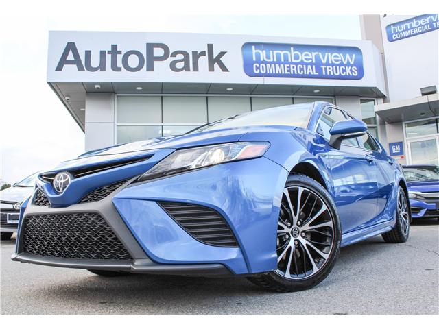 2018 Toyota Camry SE (Stk: 18-050522) in Mississauga - Image 1 of 29