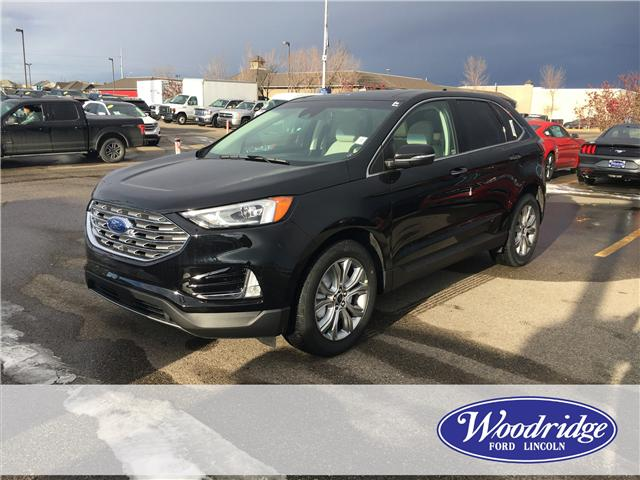2019 Ford Edge Titanium (Stk: K-135) in Calgary - Image 1 of 6