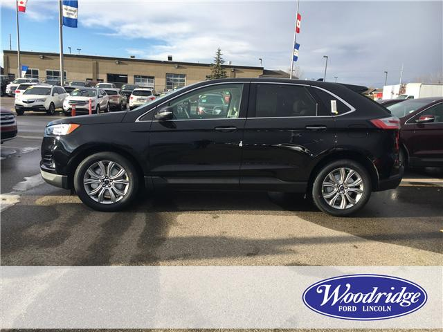 2019 Ford Edge Titanium (Stk: K-135) in Calgary - Image 2 of 6